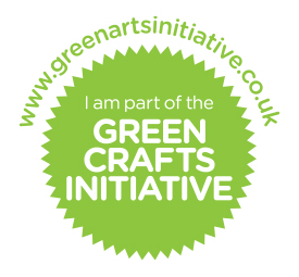 Logo for the Green Crafts Initiative